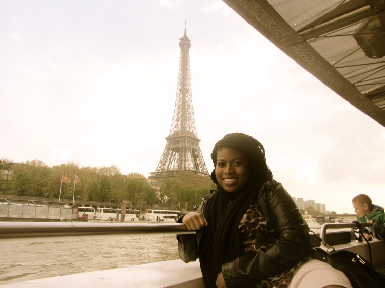 Sailing down la Seine!